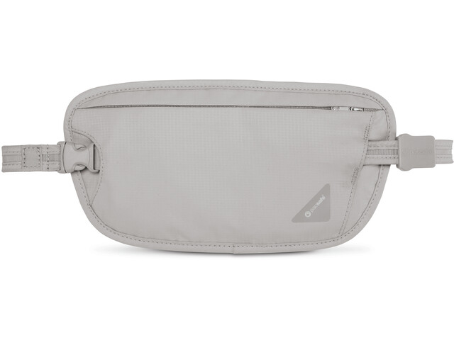 Pacsafe Coversafe X100 Riñonera, neutral grey